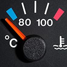 水温を60℃以上に保つ